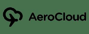 AeroCloud Systems Logo - Black